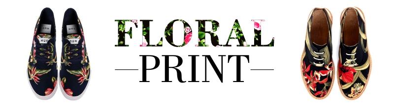 Floral Print - CABEÇALHO